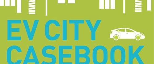 Capturing global best practice in the ev city casebook