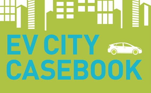Capturing global best practice in the ev city casebook