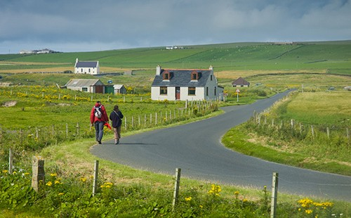 Engaging the Local Community on Orkney's Electric Future