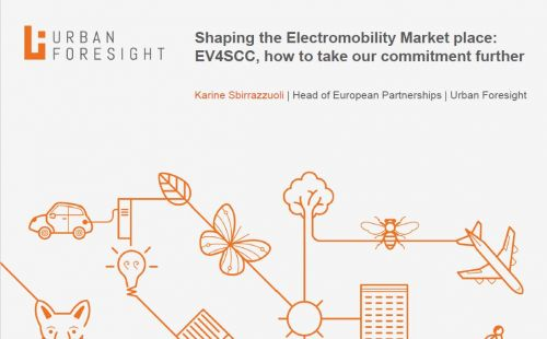 EV4SCC at the IAA Frankfurt: Shaping the Electromobility Market Place - 23/09/15