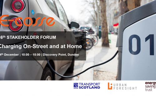 16th E-Cosse Forum: Charging On-Street and At Home