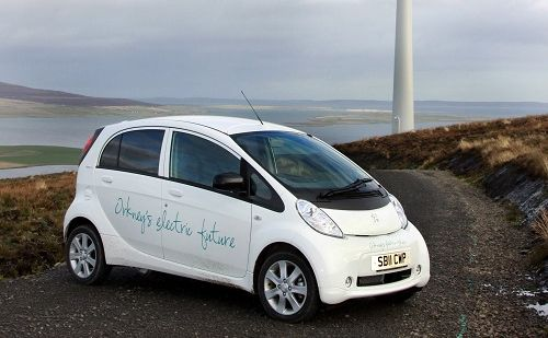 Orkney's Electric Future