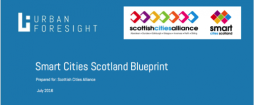 Smart Cities Scotland Blueprint
