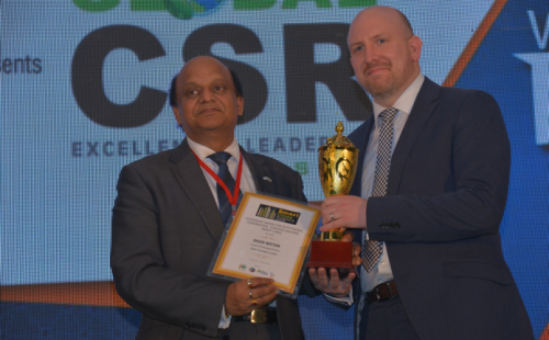 Award for Outstanding Contribution to Smart Cities