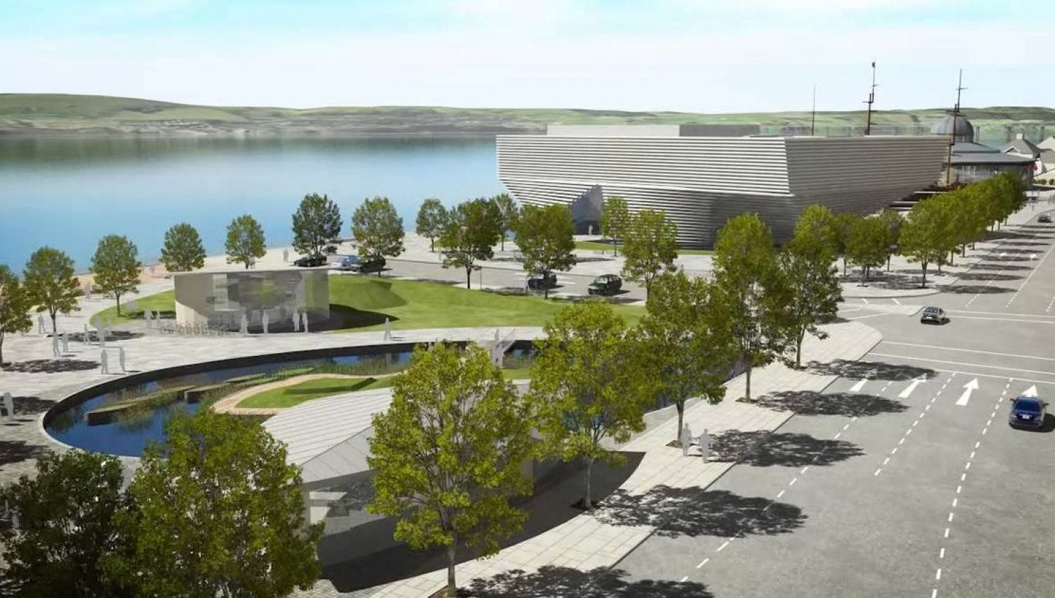 Artist-impression-of-Dundee-Waterfront-development